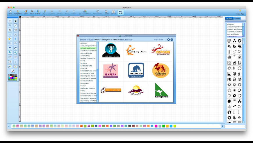 Free Download Logosmartz Logo Maker v10 Full Crack
